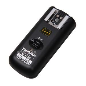 Image 2 - YONGNUO RF602 RF 602 Canon Nikon DSLR Camea 용 2.4GHz 플래시 무선 수신기