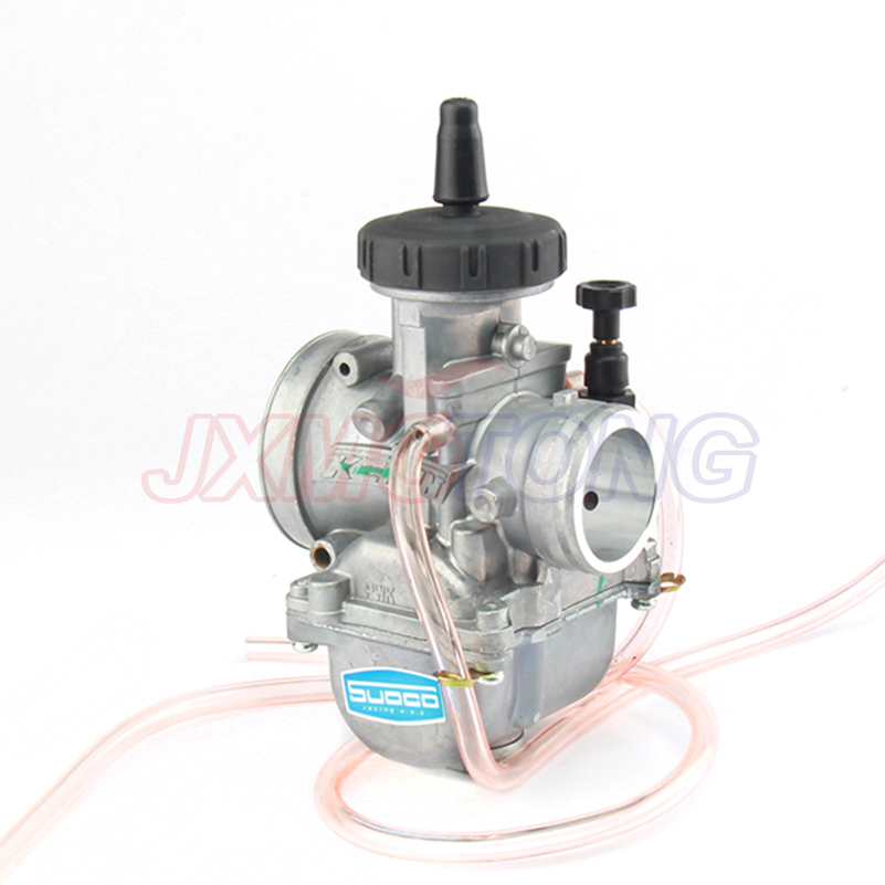 Racing Carb PWK33 33mm For Keihin Carb Universal For Dirt Bike MX Enduro Off Road Motorcycle Moped Scooter ATV Quad racing carburetor keihin pe28 28mm carb for atv quad 4 wheeler motocross motorcycle pit dirt motor bike scooter moped