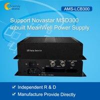 Independent R D LED External Sending Box Support Novastar MSD300 Sending Card Like Novastar Mctrl300 Controller