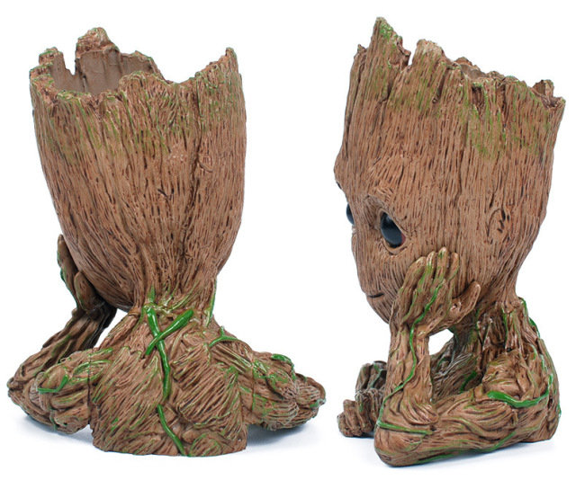Groot Flower Pot