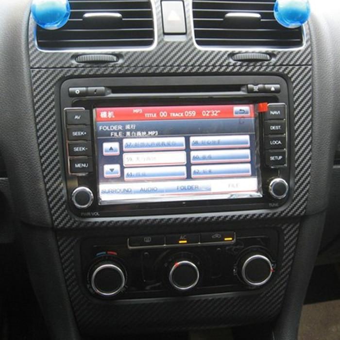 Calcomanías de autoadhesivos para Volkswagen Golf - Accesorios de interior de coche