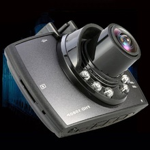 G30 Car DVR Cámara espejo detección de movimiento Auto grabador HD Visión Nocturna conducción grabadora Cámara 170 grados micrófono de ángulo