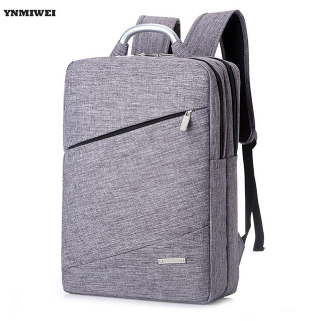 Ynmiwei Laptop Bag Backpack Universal Simple High Quality Nylon Rucksack For Xiaomi Air 13 Computer Shoulder