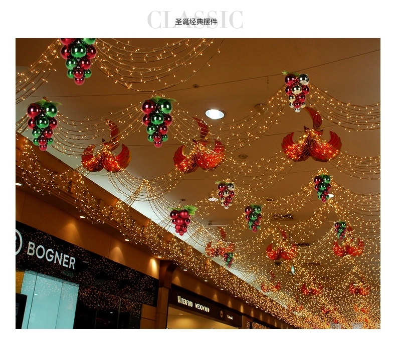 christmas decorations the christmas tree to hang grape bunches specular dumb light grape ball ornaments in ball ornaments from home garden on