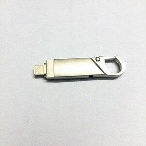 Image 4 - I フラッシュドライブ 16 グラムギガバイト 32 64 ギガバイトマイクロ Usb ペンドライブ雷/Otg Usb フラッシュドライブための iphone X/5 s/5c/7/6 プラス/ipad/iphone 8 ペンドライブ