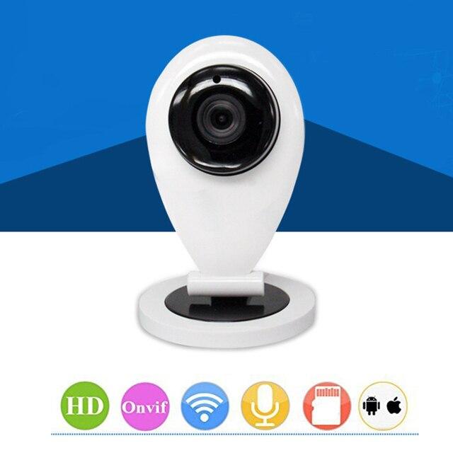 Wifi Smallest IP Camera Indoor Security Night Vision Surveillance Webcam