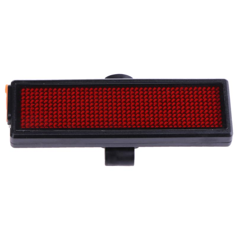 Bicycle Intelligent Turn Taillight Signal Light Brake Light Projection Lamp LED Programmable Warning Light Accessories