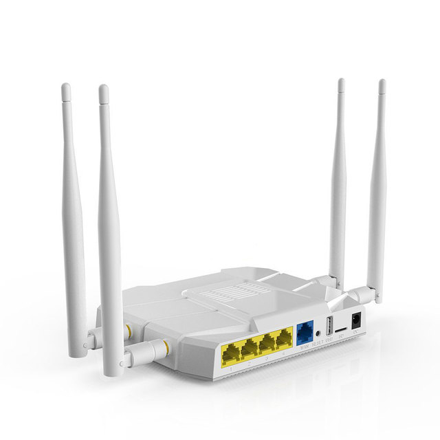 MT7621A Dual Band 11AC 3G 4G Gigabit wireless router LTE wifi router ...
