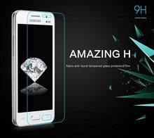 2PCS Phone Screen Protector For Samsung Galaxy Core 2 G355H 0.26mm Ultrathin Premium Anti-scratch Tempered Glass Screen Film