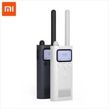 Xiaomi Mijia Smart Walkie Talkie With FM Radio Speaker Standby Smart Phone APP Smart Remote control Location Share Team Talk