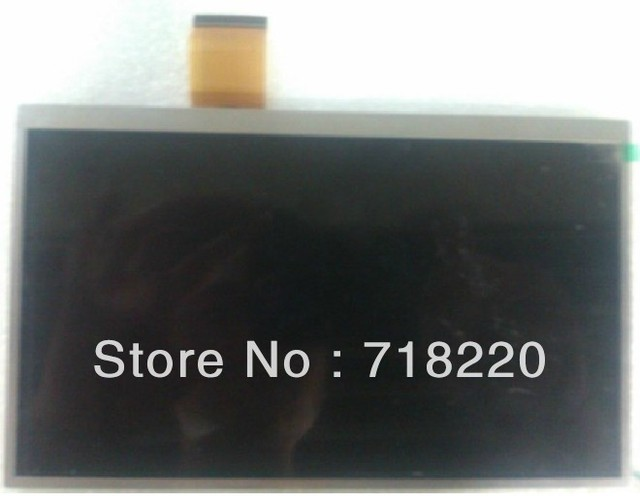7 inch LTE700WQ-F05 LTE700WQ-F05-2BS LCD screen display panel free shipping