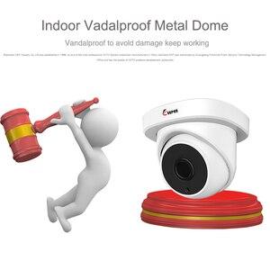 Image 4 - Keeper Weather caméra de vidéosurveillance 1080P 2000TVL AHD, caméra de sécurité, dôme, anti vandalisme, 2,0 mp, à montage mural, infrarouge 4
