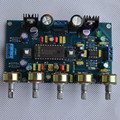 DIY HIFI Audio fever tone amplifier board  LM4610 tone +NE5532 pre-amplifier board