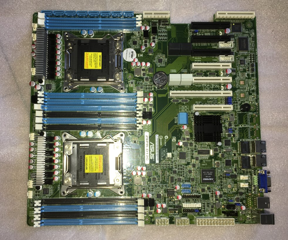 Z9PR-D12C 2011 pin support PIKE extension support SAS server board