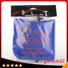 Professional Blue KLOM PUMP WEDGE Airbag New for Universal Air Wedge LOCKSMITH TOOLS Lock Pick Set Door Lock Opener цена