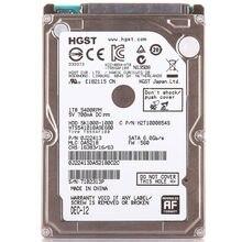 HGST 2.5 «HDD 1 ТБ 5400 ОБ./МИН. 8 М (1000 ГБ) Внутренняя Ноутбук Жесткие диски SATAIII 1 т для Ноутбуков HTS541010A9E680