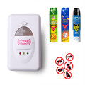 1 Pc 100% Effective Safe Ultrasonic Electronic Pest Repeller Killer Insect Rodent Mosquitoes Rat Cockroaches Control Pest Reject