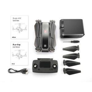 Image 5 - 2019 nuovo Mjx Bugs 4w B4w Gps Brushless Pieghevole Rc Drone 5g Wifi Fpv Con 2k Camera anti shake di Flusso Ottico Rc Quadcopter Vs F11