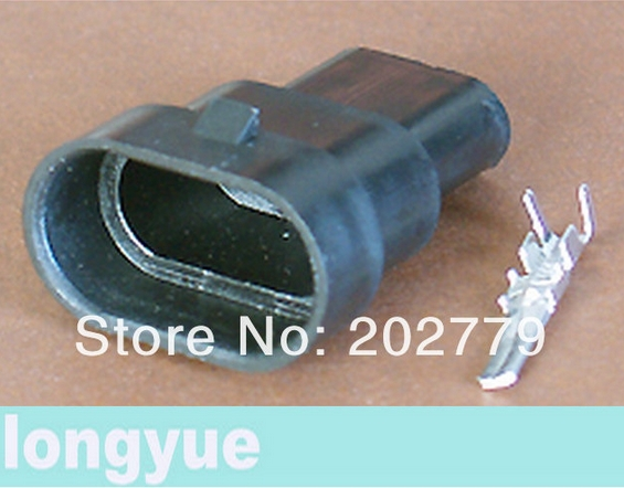 Longyue 10Kit 9005 HB3 9006 HB4 H10 9145 D2S R Connector Male Plug HID Xenon Ballast Adapter In Cables Adapters Sockets From Automobiles Motorcycles On