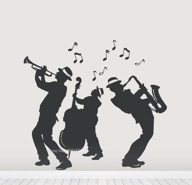 Stickers Jazz Band