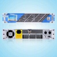 FMUSER FSN 1000T 1 кВт fm радио вещательный передатчик с сенсорным экраном для радиостанций 20 30 км