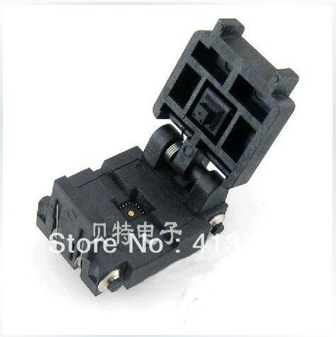 Import 16QN65K14040 QFN16 burn 0.65mm programming adapter p301 16 qfn