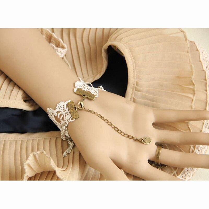 Ručno izrađene ženske perle kapljice slojevitog lanca Faux biserni - Modni nakit - Foto 5