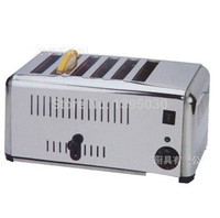 1PC EST 6 Household Automatic Stainless Steel of 6 Slice Toaster Bread Machine Home Appliance