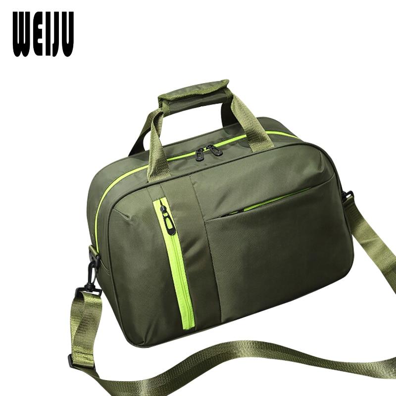 WEIJU Travel Bags Men Handbag New Oxford Waterproof Large Capacity Luggage Duffle Bag Casual Traveling Bag bolsa de viagem
