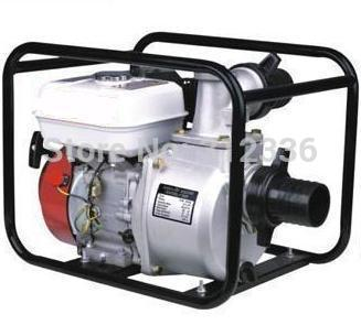 Gasoline Water Pump  WP80KB  3 INCH WP30  6.5HP  168F  GX200 3 inch gasoline water pump wp30 landscaped garden section 168f gx160 agricultural pumps