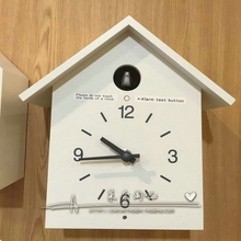 High quality children rooms alarm uckoo clock wall clock for children festival gift present
