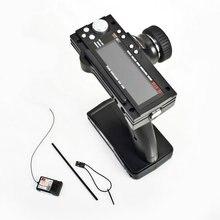 ¡ Caliente! FS-GT3B 2.4G 3CH Pistola Transmisor 2.4G 3CH RC Barco de Control/w TX Receptor Nueva Venta