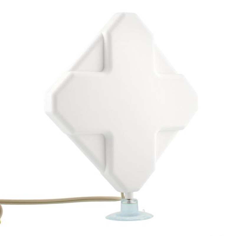 4G LTE FDD/TDD Antenna 35dBi dual TS9/crc9 connector zte modem external antenna