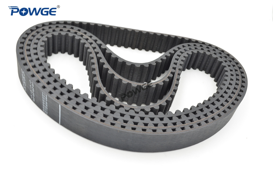US $11 99 |Aliexpress com : Buy POWGE HTD 8M synchronous belt  C=520/528/536/544/552 width 20/30/40mm Teeth 65 66 67 68 69 HTD8M Timing  Belt 520 8M 536