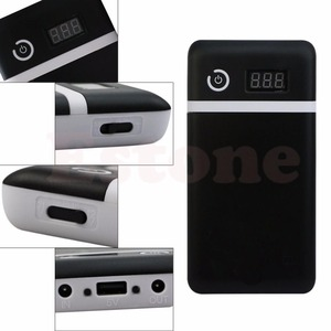 Image 3 - Mobile Power Bank 20V UPS 6 18650 Batterie Ladegerät Für Laptop Iphone