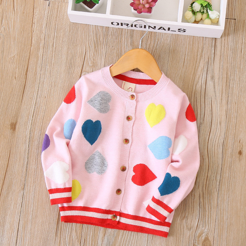 e3e1a9f8b2a3 New 2018 Spring Baby Sweaters Kids Clothes Children Cotton Knitted ...