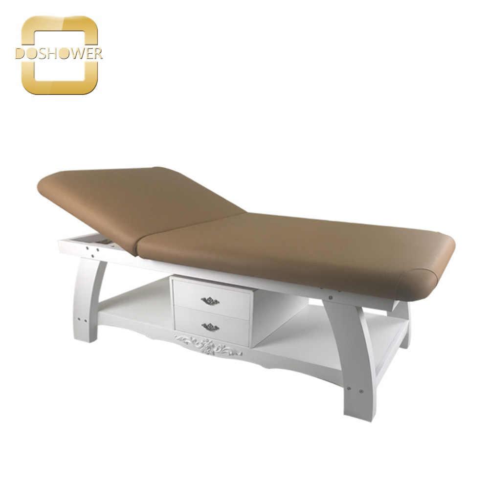 Doshower DS-M9003 novo design cama de gravidade zero cadeira de massagem com massagem de corpo inteiro massagem cama