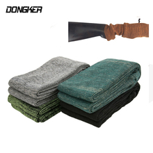 54 Gun Sock Rifle Shotgun Polyester Silicone Treated Moistureproof Sleeve Hunting Accessory Pistol Airsoft Storage Sleeve Knit storage of mango treated with calcium chloride