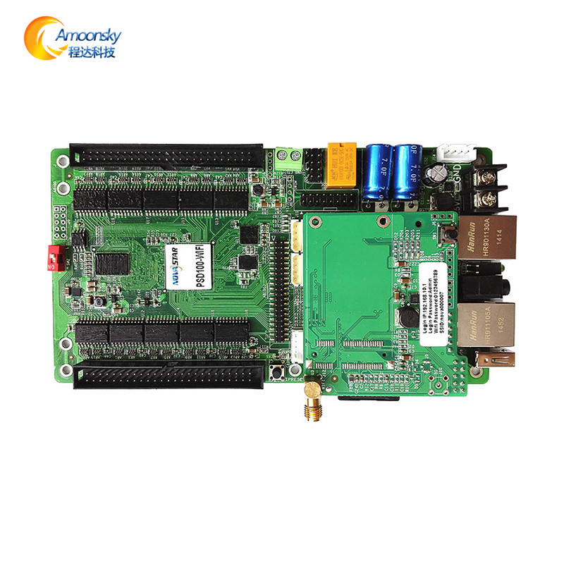 psd100 factory price wifi led full color module video controllerpsd100 factory price wifi led full color module video controller