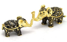 Factroy direct pewter lucky elephant  wedding events