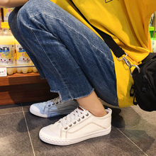 2018 Spring /Autumn New Windsurfing Cloth Shoes Female Korean Version of Students Street To Shoot The Lace-up Leisure Shoes  5 captain e r walt the hall street shoot out