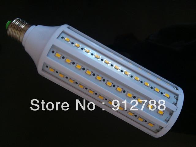 1 10unitsx Branco Quente 30 W E27 lâmpada De Milho com 132 levou 360 graus