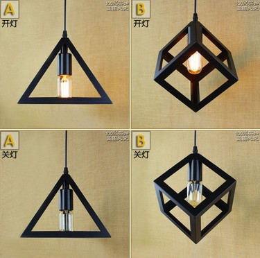 Nordic Loft Iron Droplight Industrial Vintage Pendant Light Fixtures For Living Dining Room Bar Hanging Lamp Lamparas Colgantes iwhd loft style creative retro wheels droplight edison industrial vintage pendant light fixtures iron led hanging lamp lighting