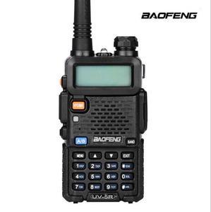 Image 1 - 128CH 5 Вт УКВ 136 174 МГц и 400 520 МГц двухстороннее Радио BF UV5R профессиональная CB радиостанция рация Baofeng BFUV5R