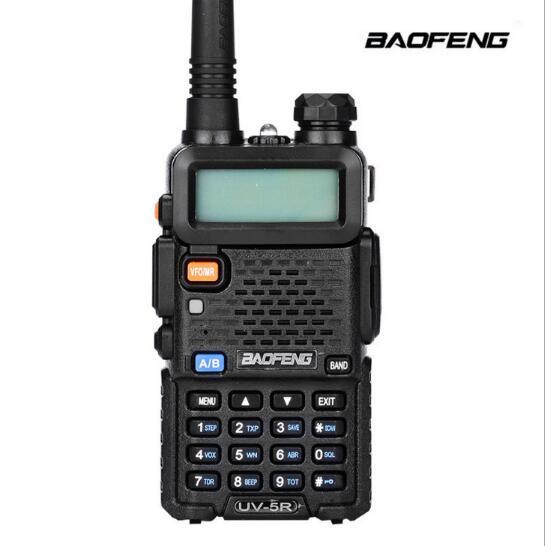 128CH 5W VHF UHF 136-174Mhz & 400-520Mhz Two Way Radio BF UV5R Professional CB Radio Station Walkie Talkie Baofeng BFUV5R