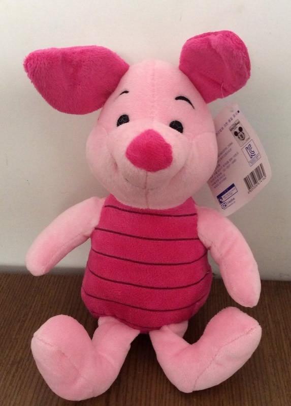 Free Shipping 1pcs 28cm 11 Piglet Pig Pink Pig Cartoon Animal