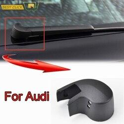 Misima Windscreen Wiper Arm Nut Cap Washer Cover For Audi A1 Sportback A3 8P 8V A4 B6 B7 B8 B9 A6 C6 C7 Q3 Q5 Q7 4L Rear Window