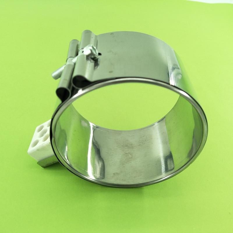 Ceramic Heating Ring For Gun Barrel Of 220V Injection Molding Machine  80 X 35/ 80 X 45/ 80 X 60 /80 X80