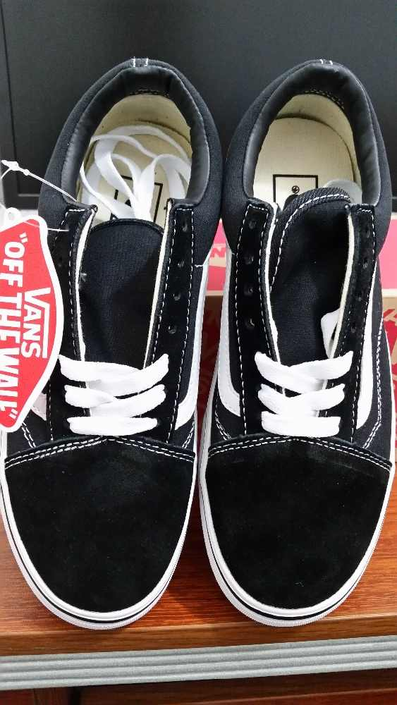 740c3ca251ce ... Free shipping Vans Old Skool low-top classics Unisex women s Sneakers  Shoes canvas Shoes Weight ...