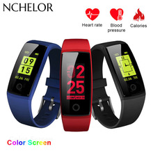 Volemer Smart Bracelet V10 Pedometer Task Reminder Fashion Wristband Watch with Automatic Charger for Android 5.1 Phone Xiaomi